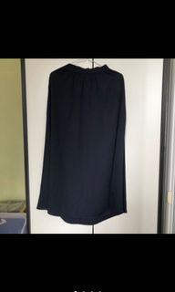 GU 半身長裙