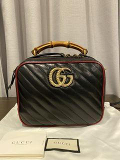 Gucci Marmont Bamboo