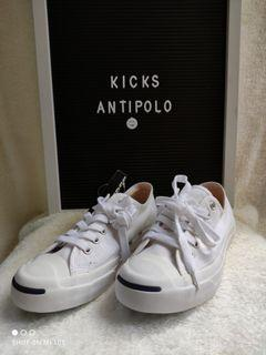 Jack Purcell Canvas White