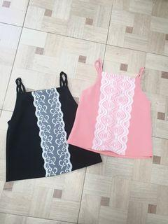 Lace top Get all