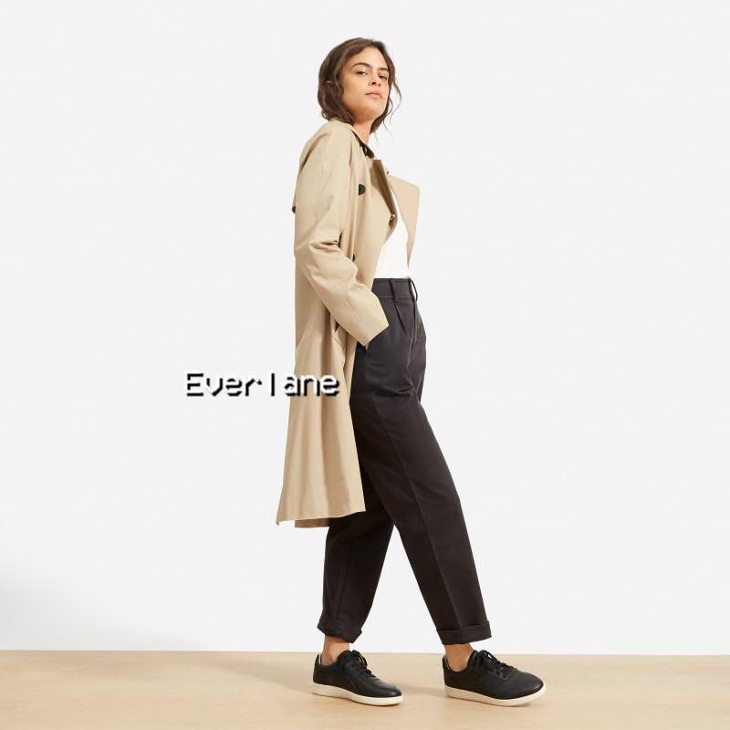 NWB✨ Everlane Court Sneaker in Black W8M6 fit 7.5