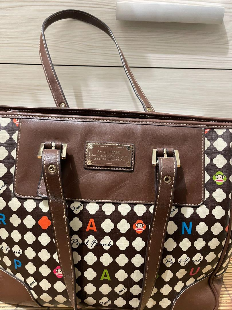 Paul Frank - Tote Bag (Leather Collection)