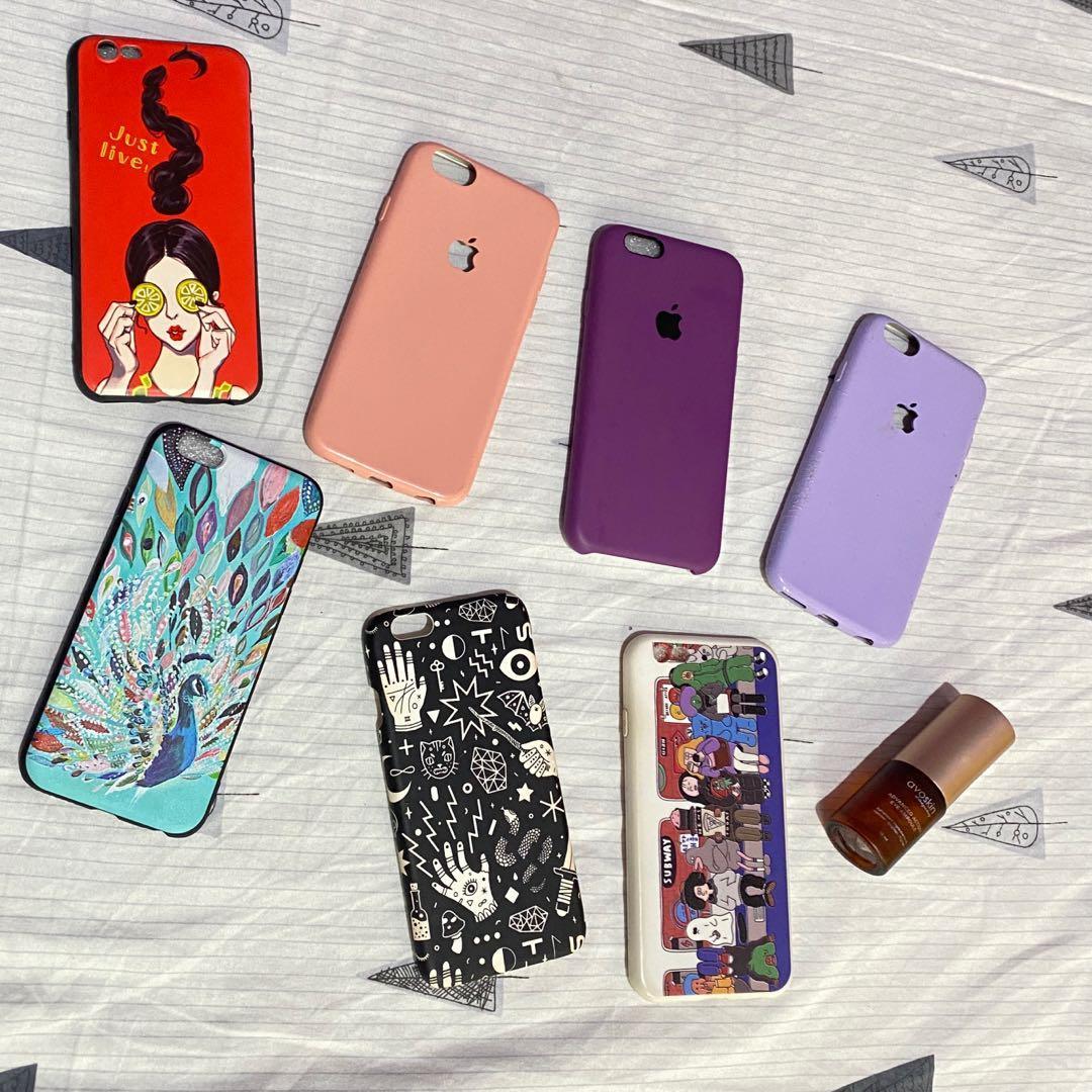 Softcase Hardcase Iphone 6