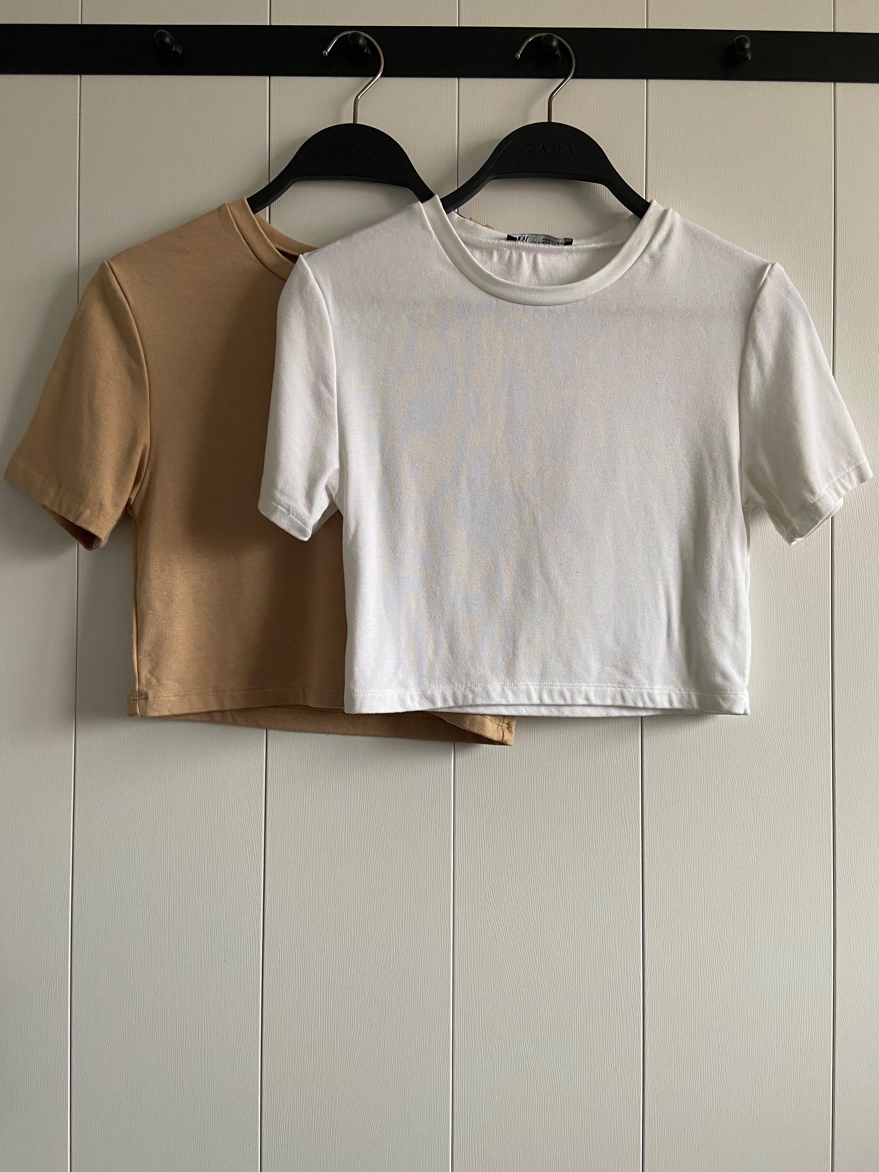 ZARA 2 shirt bundle