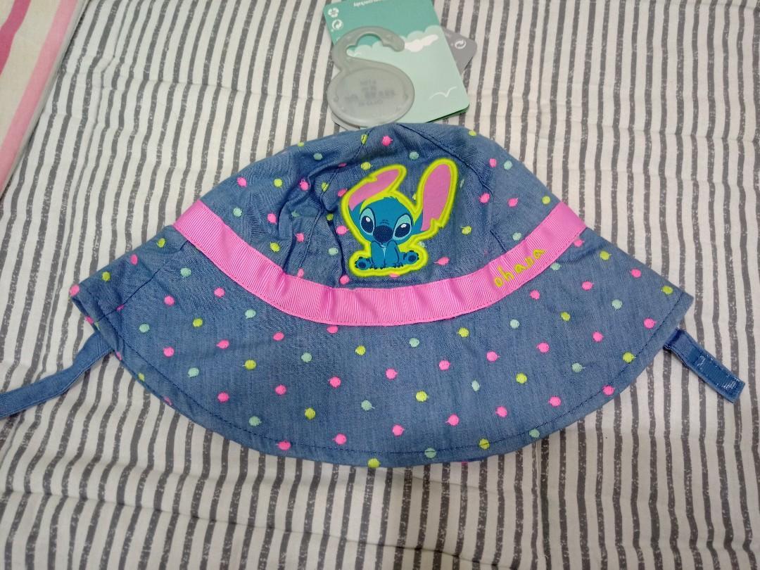史迪奇小童遮陽帽---49cm