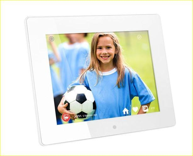 "7"" LCD Digital Photo Viewer Frame with Remote Control"