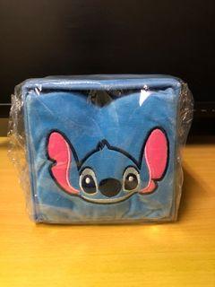 史迪奇 四方絨毛置物盒