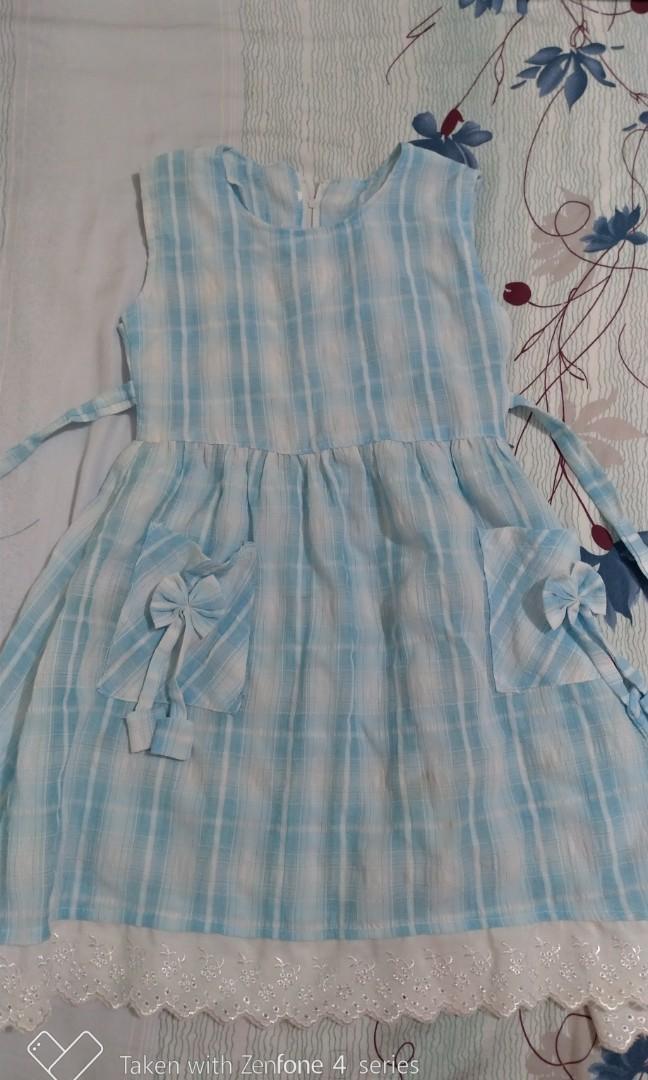 五歲洋裝 六歲洋裝 女童洋裝 120cm 130cm 110cm 四歲洋裝