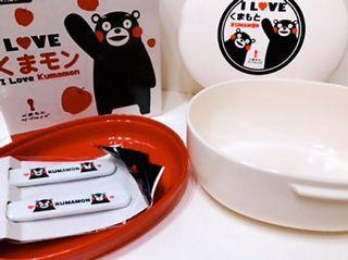 全新 KUMAMON 熊本熊雙層便當盒