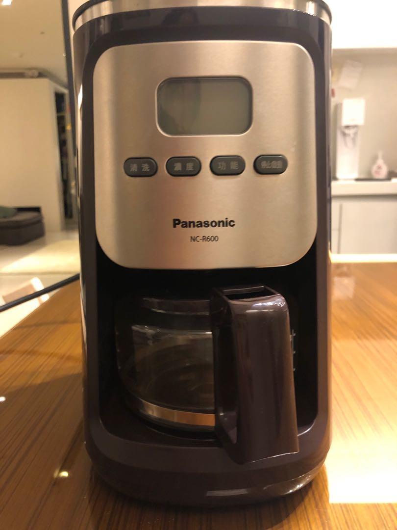 國際牌全自動研磨美式咖啡機 NC-R601
