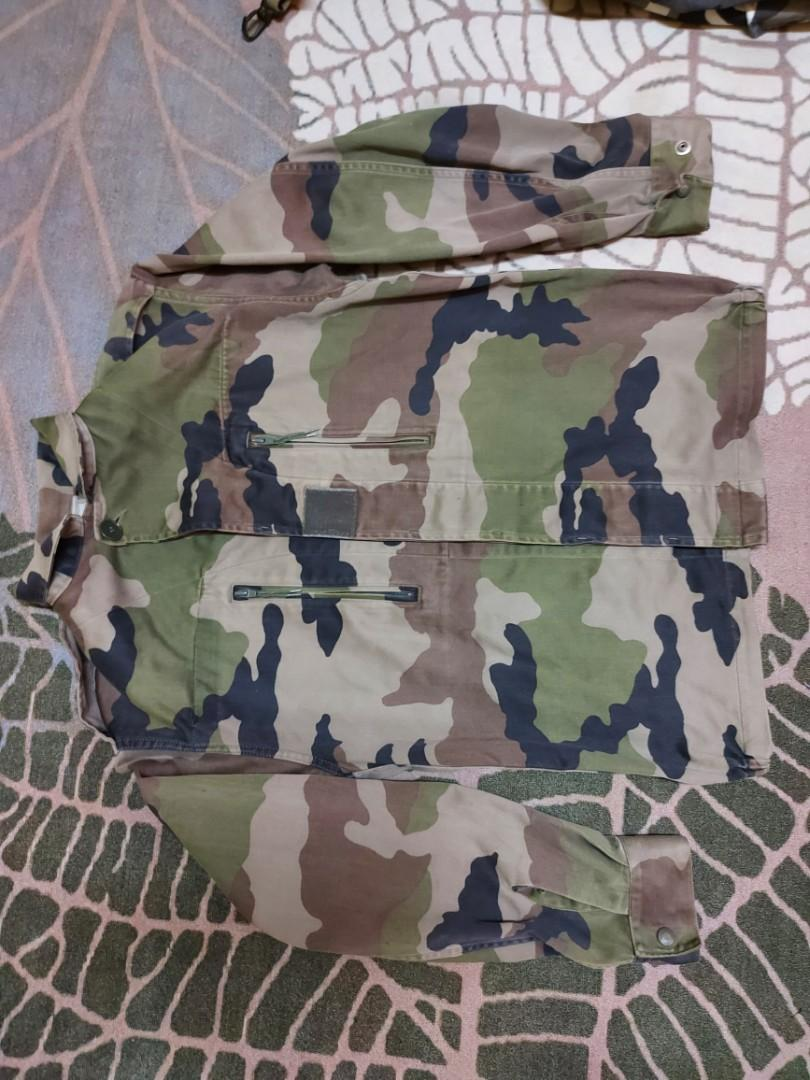 Army jackat (french)