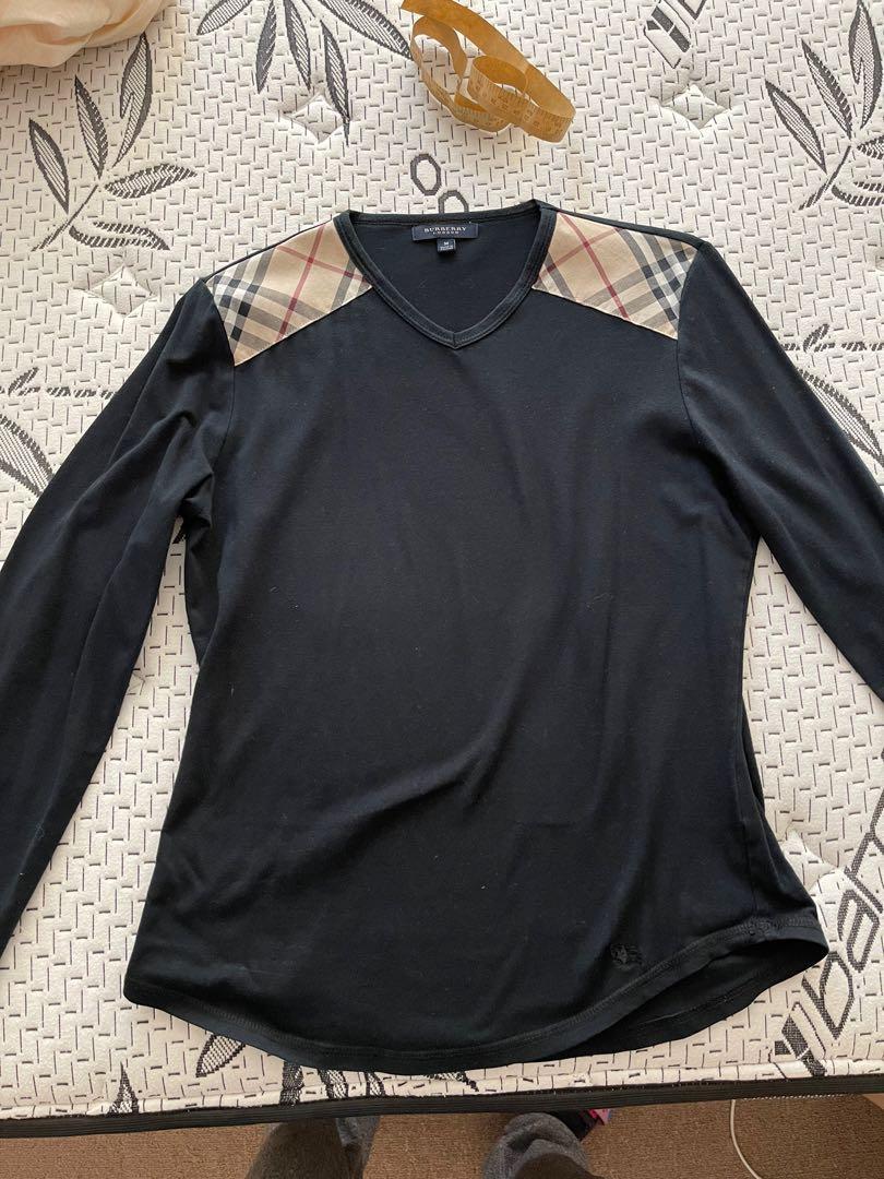 Burberry shirt luxury