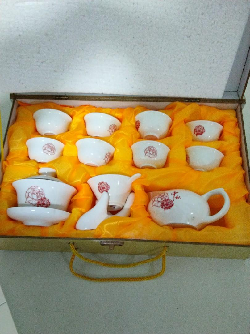Chineese tea set