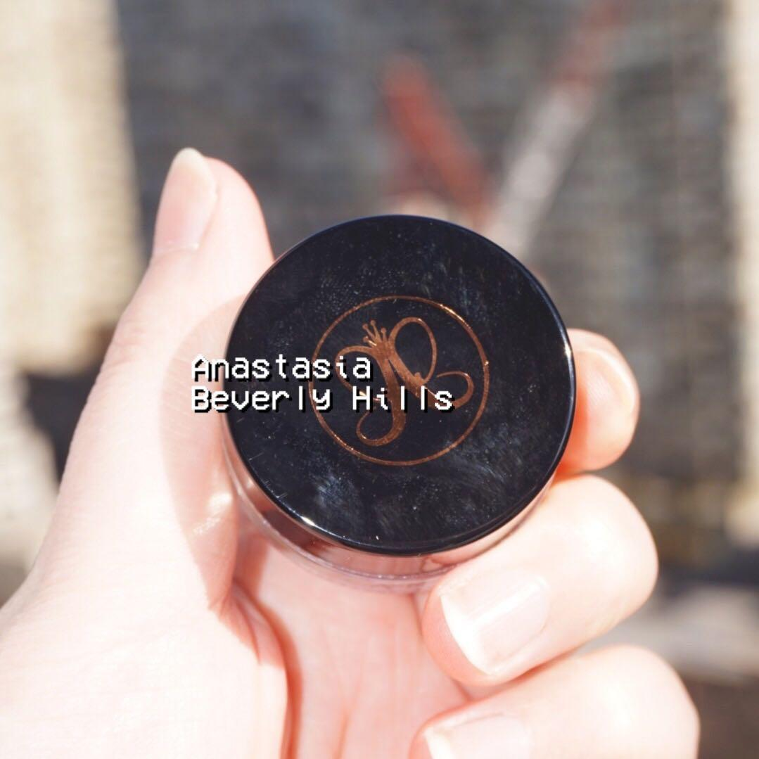 EUC🌿 Anastasia BH DIPBROW Pomade in Ash Brown