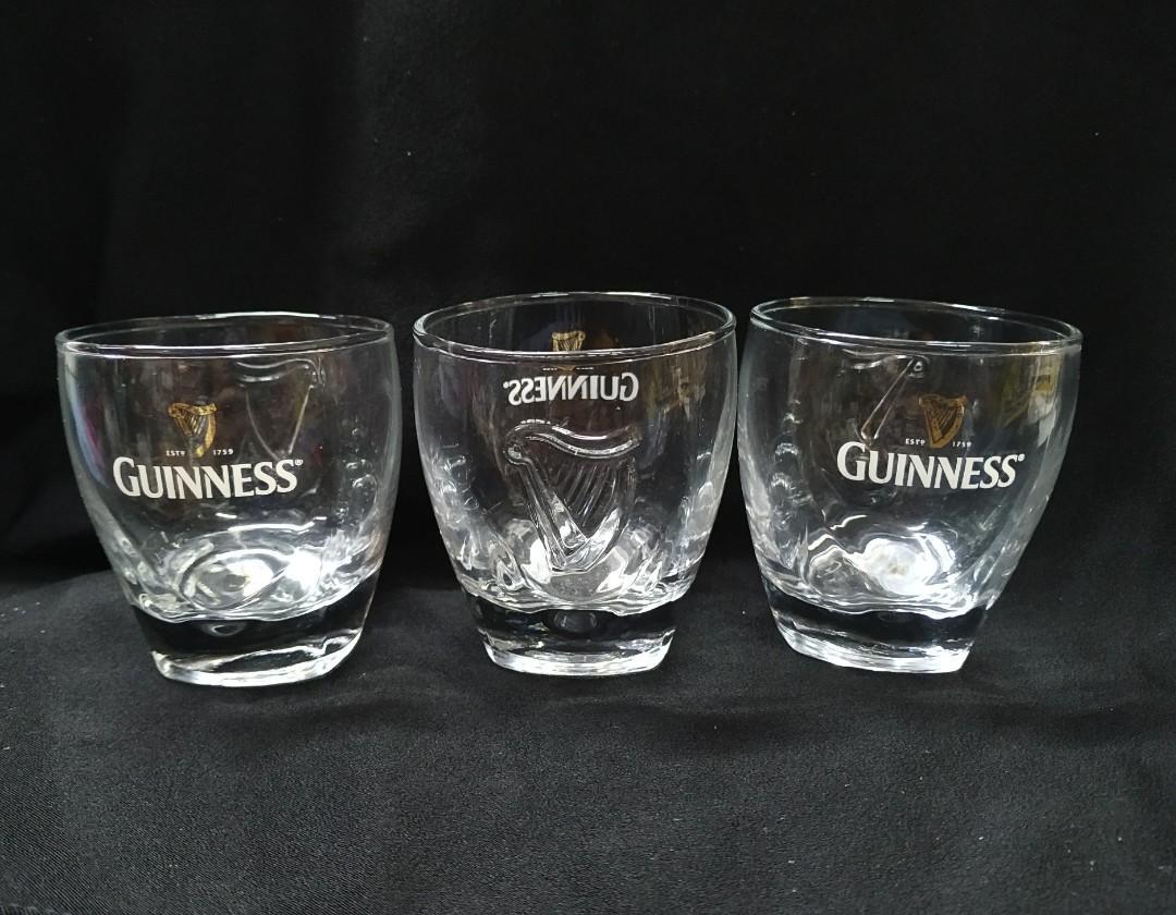 Guinness 3 pint mini glass