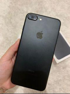 IPHONE 7 PLUS BLACK MATTE 32GB