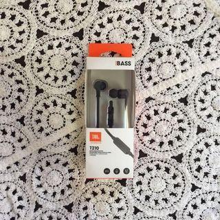 JBL 高性能低音耳機 入耳式 JBL Pure Bass Headphones