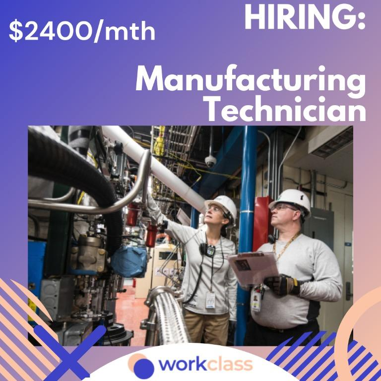 manufacturing technician