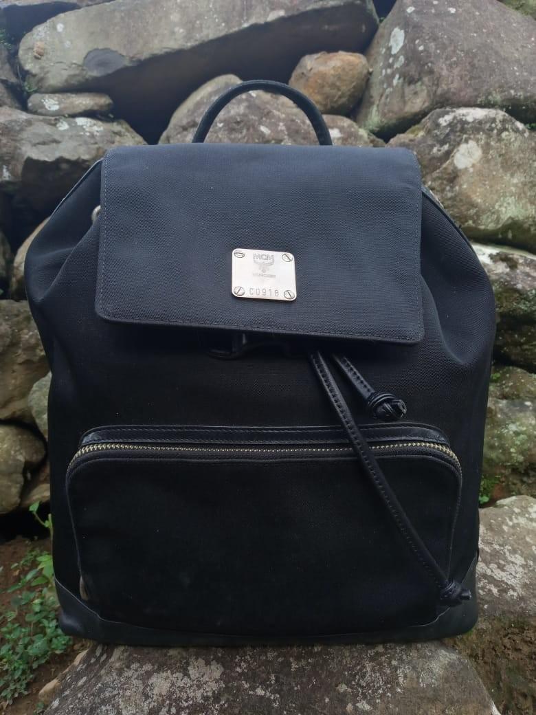 MCM vintage backpack