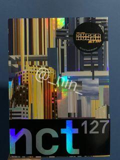 NCT 127 - WE ARE SUPERHUMAN (ALBUM ONLY)