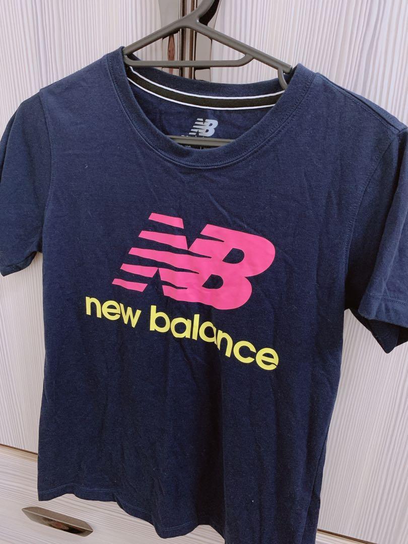 New balance 運動短袖T-shirt