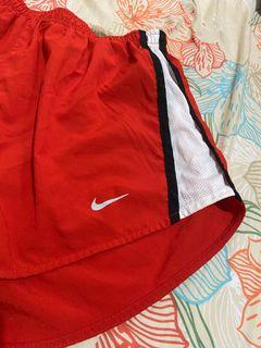 Nike Red Dri Fit Shorts