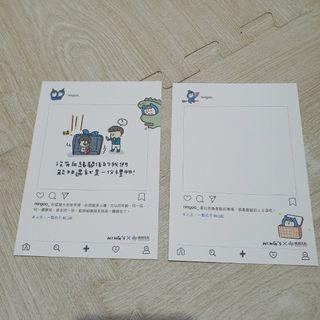 [可郵寄]ningoo_ 明信片