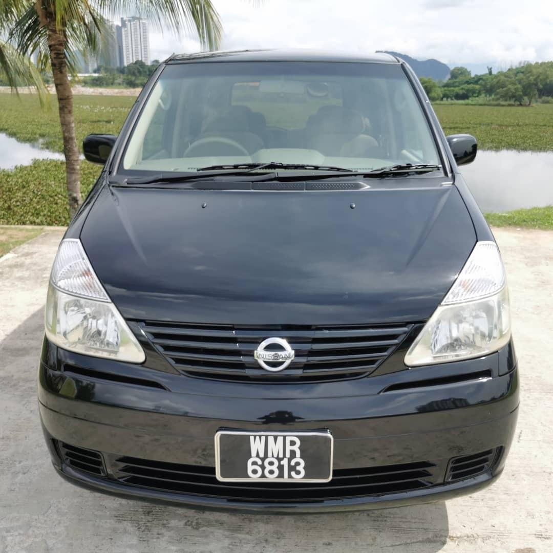 Nissan Serena 2.0 (A) (2005)