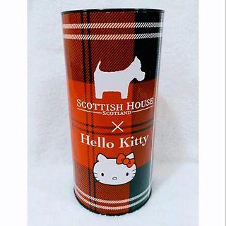 SCOTTISH HOUSE 聯名款HELLO KITTY聯名款存錢筒