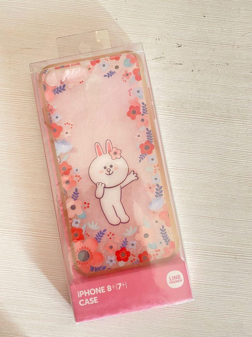 Soft case iphone 7+ origina line cony
