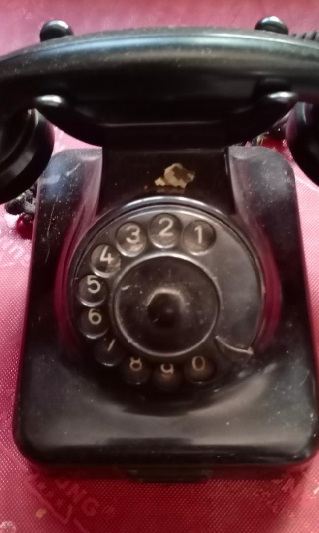 Telpon jam susah