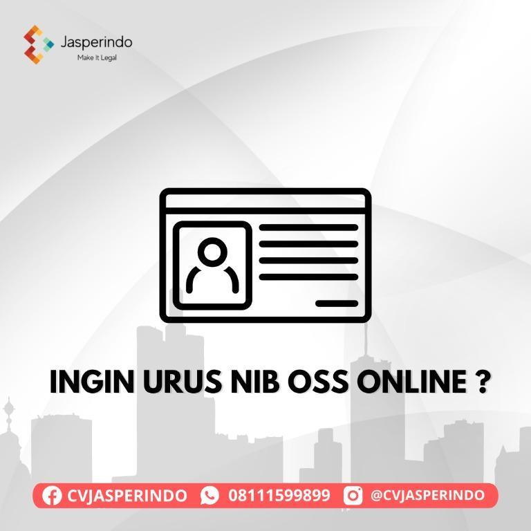 URUS NIB OSS ONLINE