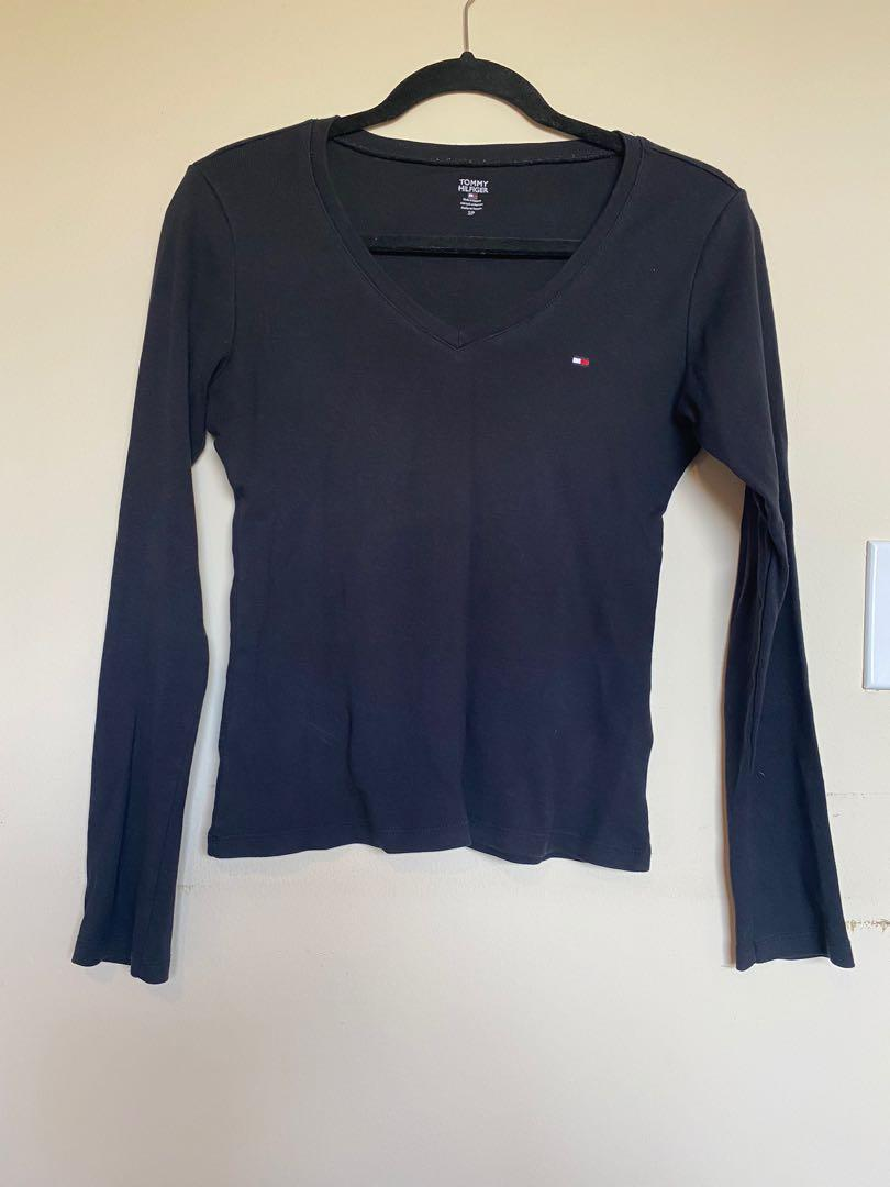 Woman's Tommy Hilfiger top: size S
