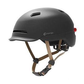 xiaomi helmet helm smart4u bike waterproof backlight original helm lampu