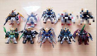 11款 Fw Gundam Converge 高達W系列