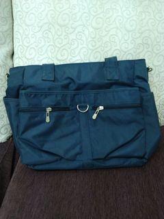 韓版防潑水防水側背包