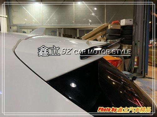 ※ 鑫立汽車精品 ※ FOCUS MK4 18-21年 5D ST-LINE 及 普通版 運動款 小尾翼 小鴨尾 尾翼