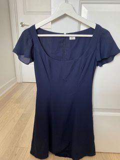 Aritzia Sunday Best A Line dress