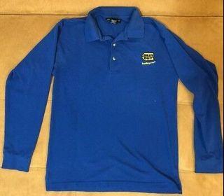 Best Buy Employee Uniform Long Sleeve Shirt (Size XS)