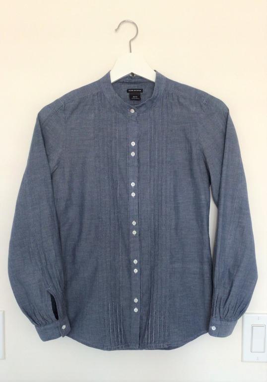 Club Monaco Cotton Shirt