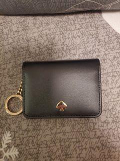 《現貨》Kate Spade Card Hold with Key Ring