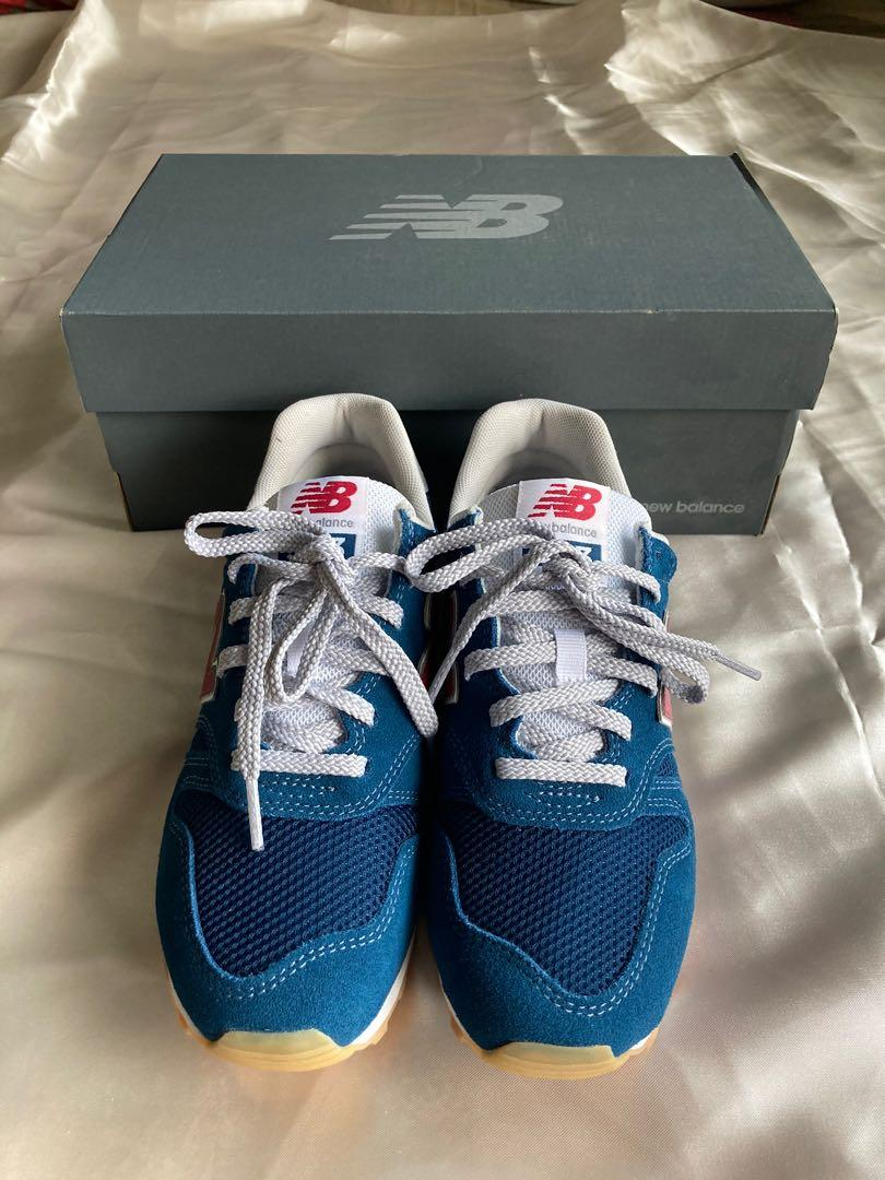 New Balance 373 Royal Blue Sneakers, Women's Fashion, Footwear ...