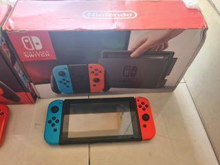 Nintendo Switch cfw 128 gb