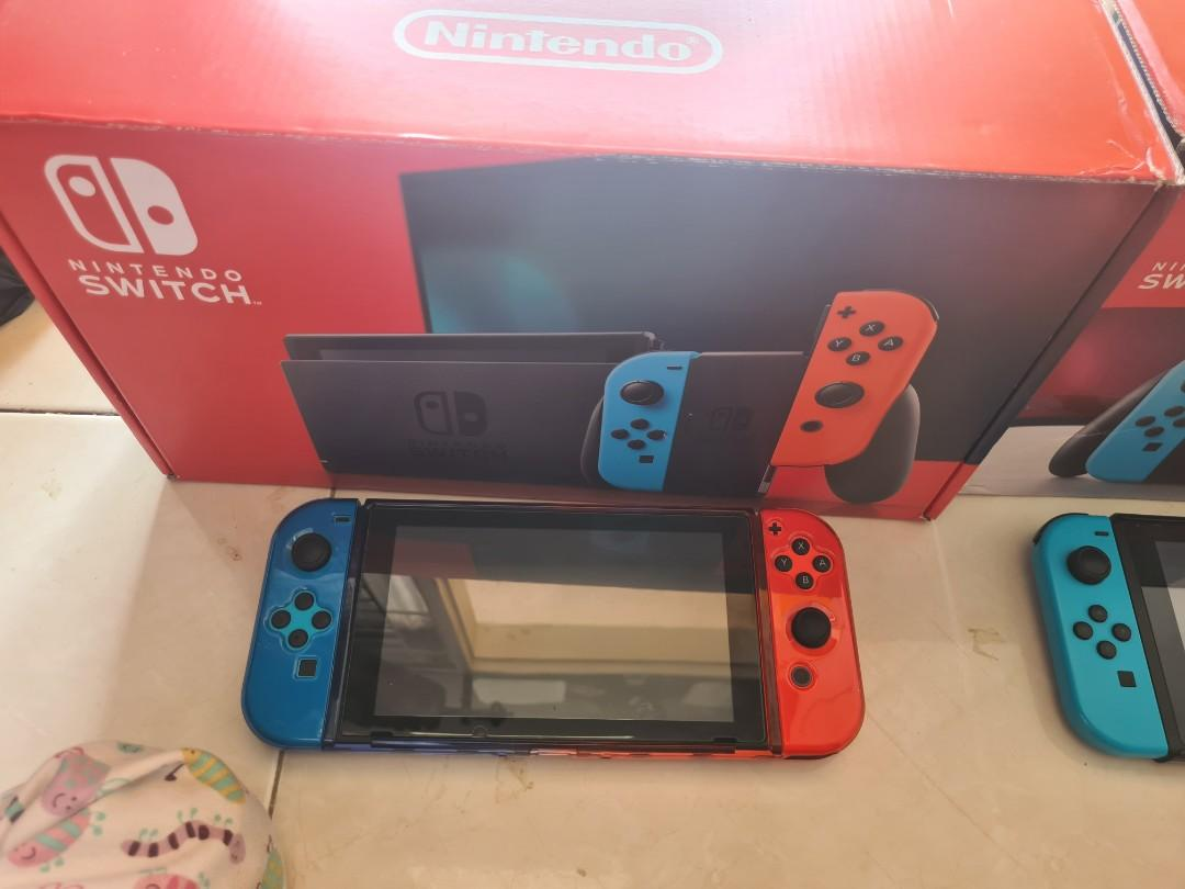 Nintendo Switch v2 ofw