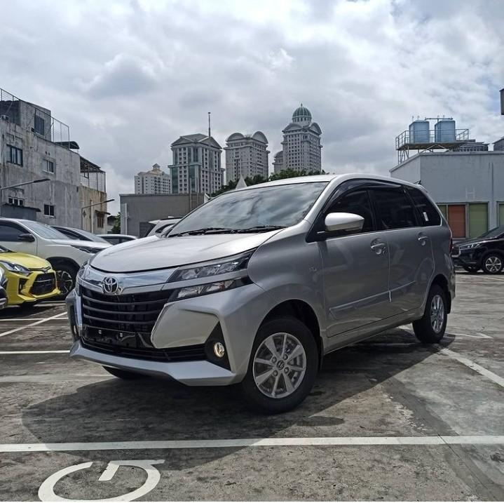 Promo DP Murah Toyota AVANZA E 1.3 All New 2021