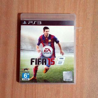 PS3 - FIFA15
