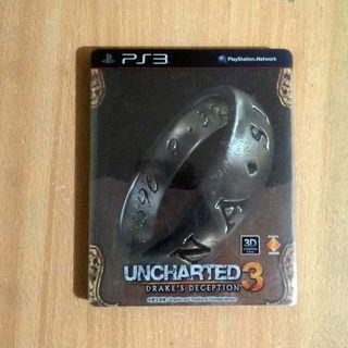 PS3 - Uncharted 3 - Drake's Deception