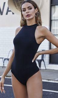 Shein skinny tank bodysuit