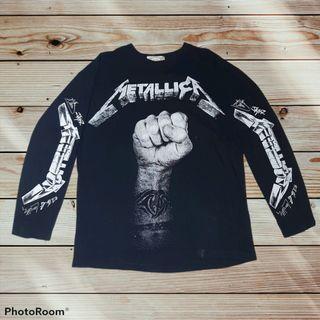 Vintage Rare Metallica