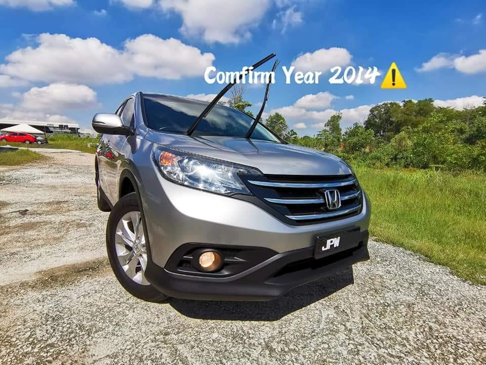 2014 HONDA CRV 2.0 (A) HIGH SPEC
